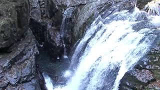 奈良県 天川村 「御手洗渓谷」