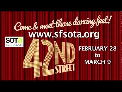 42nd Street, February 28 to March 9