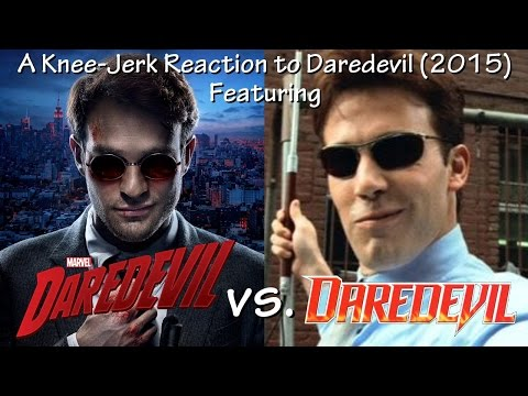 Daredevil (2015) vs. Daredevil (2003)