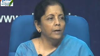 Sitharaman announces expansion of ECIS to offer higher insurance cover to banks