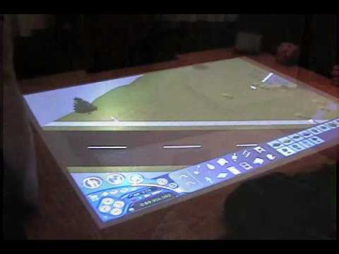 Motivating Multimodal Interaction Around Digital Tabletops