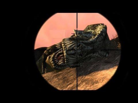 Dinosaur Hunter - T-REX - Carnivores Dinosaur Hunter Reborn |
