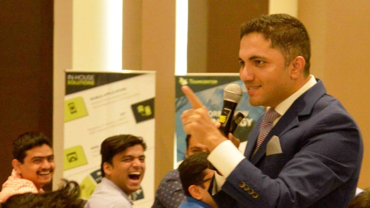 CALMSUTRA | Stunning Stress Management Techniques | Akash Gautam |  Motivational Speakers in India
