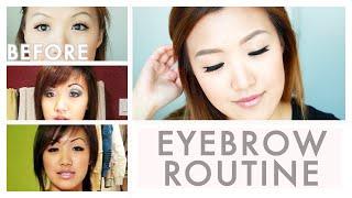 Video Eyebrow Routine for Thin/Sparse Brows | ilikeweylie download MP3, 3GP, MP4, WEBM, AVI, FLV Juni 2018