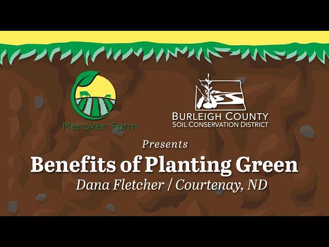 Planting Green Dana Fletcher