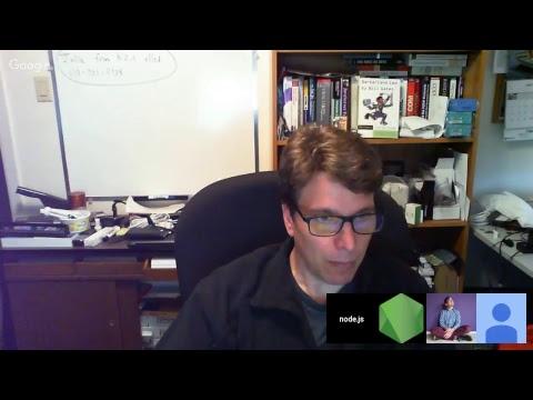 Node.js Community TSC meeting - 29 June 2017