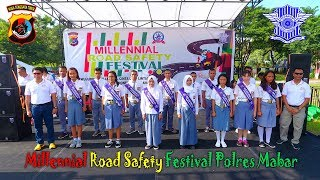 Download Millennial Road Safety Festival Polres Mabar Mp3