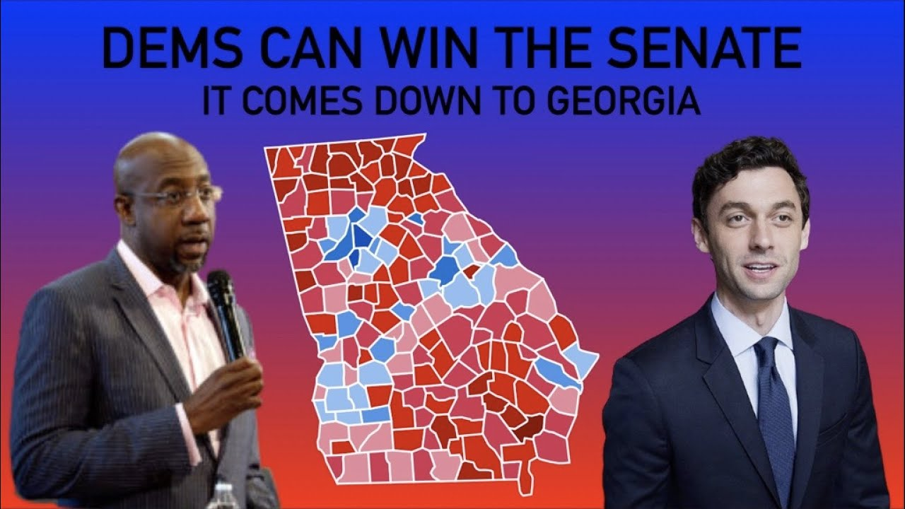 DEMOCRATS CAN WIN THE SENATE | How They Flip BOTH of Georgia's Seats