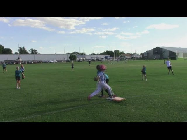 Champlain-Rouses Point - Mooers PW Softball  6-25-18