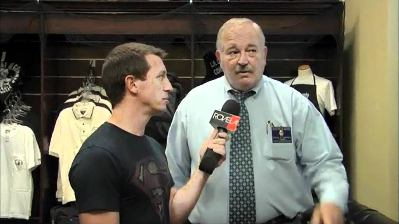 Rove visits the L.A. County Coroner gift shop - ROVE LA - YouTube
