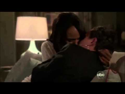 Scandal 2x20 A Woman Scorned Fitz Prooved to Olivia that He choosed Her over Mellie