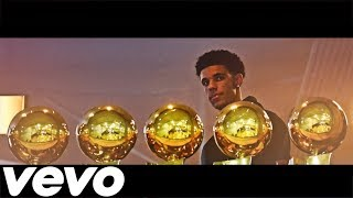 BIG BALLER - Lonzo Ball feat. YERM Team (Official Music Video)