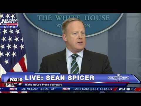 ONE WAY TICKET OUT OF AMERICA: Sean Spicer Details NEW President Trump Immigration Policy