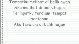 Peterpan Dibalik awan (Lyric)