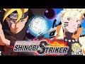 Naruto to Boruto: Shinobi Striker - Open Beta Gameplay Livestream