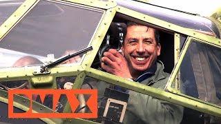 Mit einer Antonov über den Atlantik? Challenge accepted!  Steel Buddies   DMAX Deutschland