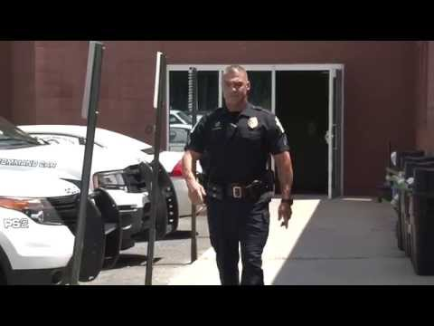 Scranton Police Sergeant competes at 2015 CrossFit® Games.