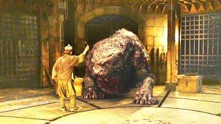 老人放走一只杂交小狗,10年后却长成了怪兽,差点灭了整支军队!
