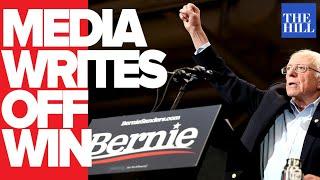 Krystal & Saagar: Media already writing off Bernie win