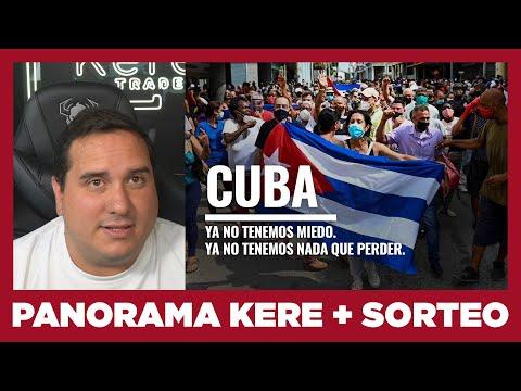 Panorama Kere  - 12 de Julio - CUBA - Bitcoin - Argentina Campeón