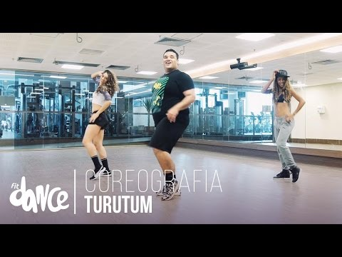 Turutum - MC Kevinho - Coreografia |FitDance - 4k