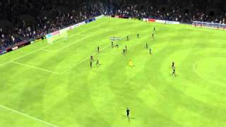 Barcelona vs Oviedo - Gol de Oli 40 minute