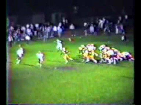Monte Vista Football 1987 6 of 10 NCS Champions Highlight Season
