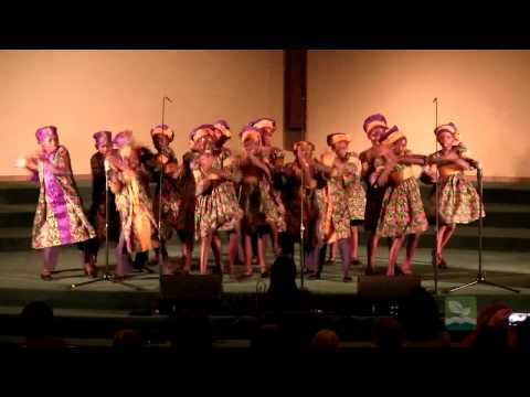 Christmas In The Valley - African Childrens Choir - December 11, 2016