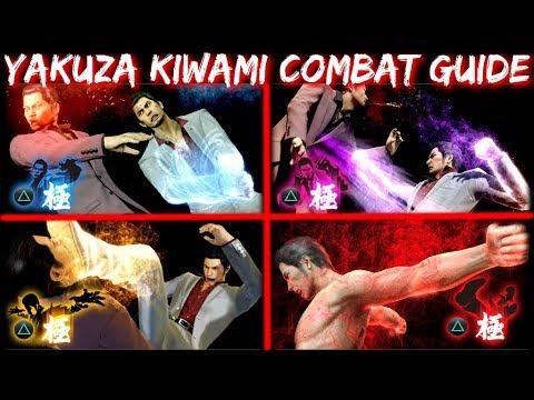 Beginner's Combat Guide To Yakuza Kiwami