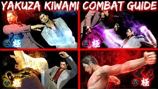 Beginner's Combat Guide To Yakuza Kiwami