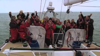 The Clipper Race - Part 9: Clipper 2013-14 Race Documentary