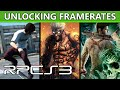 New RPCS3 Version Features Frame Rate Unlocking For Certain Games, Including The Last of Us and The Uncharted Series