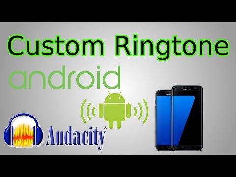 Android Custom Ringtone Tutorial (Custom Notification)