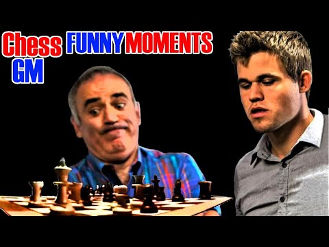 Chess GM Funny Moments