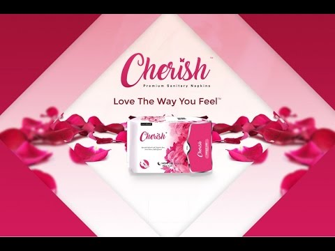 The Official Cherish Premium Sanitary Napkins from nSpire Network l Cherish Pads
