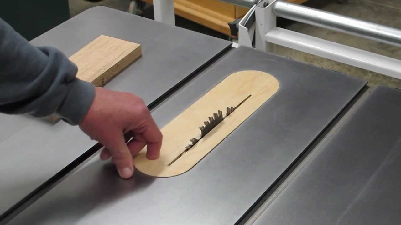Table Saw   Added Features And Dust Collection   YouTube