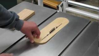 Table Saw - Added Features And Dust Collection