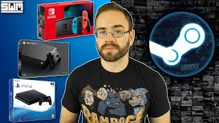 Black Friday Game Console Deals Released And Steam Set To Join The Game Streaming Race?   News Wave