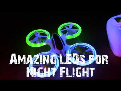 Escape from Area 51? The UFO 3000 RC Drone Is Out of This World! | USA Toyz