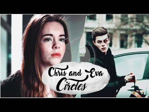 ●Chris and Eva Circles +4x10