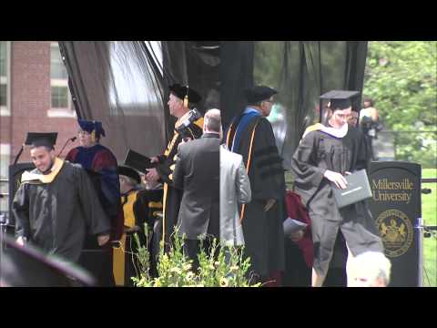 Millersville University 2014 Spring Commencement