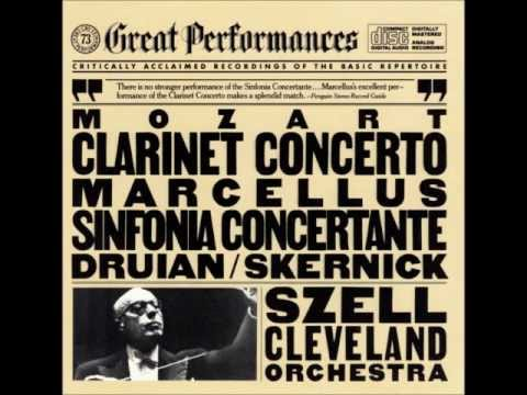George Szell - Sinfonia concertante for violin, viola, orchestra in E flat major, 3: Presto