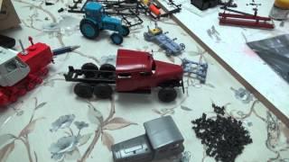 Модель Т-40А Трактори історія люди машини