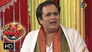 Patas Prakash Performance | Extra Jabardasth | 16th December 2016| ETV  Telugu