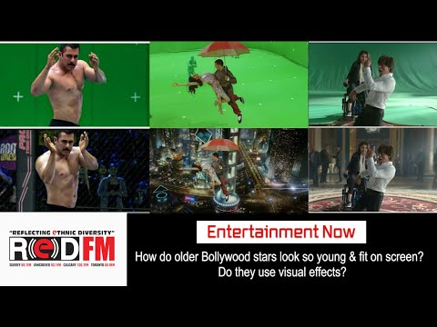 Unknown Story - How do older Bollywood stars look so young & fit on screen?