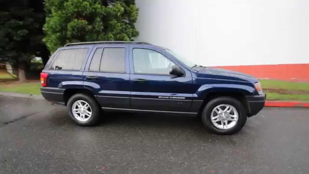 2004 jeep grand cherokee laredo midnight blue 4c116528. Black Bedroom Furniture Sets. Home Design Ideas