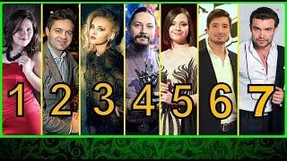 ГОЛОС - Все победители (2012-2018г.) ⭐ 7 Сезонов