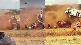 UNBELIEVABLE RALLY CRASH | ESTAÇÃO_RS - BRAZIL 2019