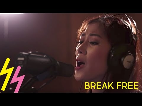 ARIANA GRANDE - Break Free (Alex Gonzaga Cover)