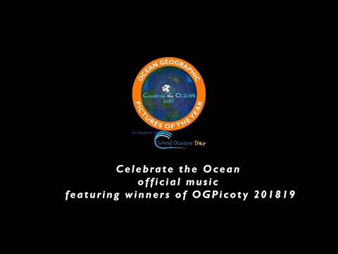 Celebrate the Ocean - official World Ocean Day 8 June  launch